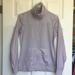 Under armour lavender size small jacket